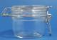 125ml Flint Fido Round Clamp Top Jar